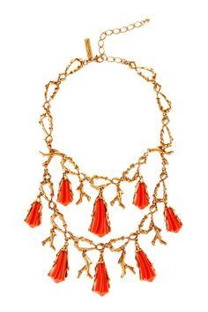 Style.com Accessories Index : spring 2013 : Oscar de la Renta