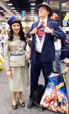 Comic con couples costume ideas