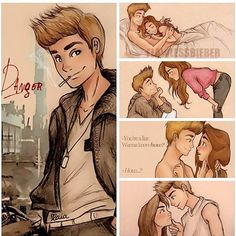 Some piece of Spanish fan art featuring Niall. I need a minute.