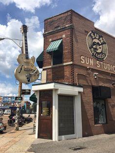Sun Studios, Memphis, Usa