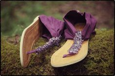 THESE. Look comfy. Purple sandals womens shoes Size 3740 by iLANDbali on Etsy