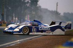 #Le Mans #1992 #Toyota TS010 #Group C