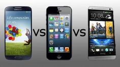 Samsung and Apple And HTC