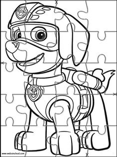 Owl Coloring Pages, Disney Coloring Pages, Coloring Books, Diy Crafts To Sell, Crafts For Kids, Paw Patrol Coloring, Color Puzzle, Calming Activities, Printable Puzzles