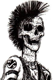 """Résultat de recherche d'images pour """"punk undead"""""""