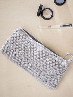 Crochet little bag | Novita knits