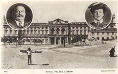 Ajuda Palace when there was a Monarchy Portuguese Royal Family, History Of Portugal, Classical Interior Design, Wide World, Royal Palace, Most Beautiful Cities, Lisbon, City, Royal Families