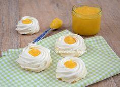 Schuimbakjes met lemon curd - Laura's Bakery