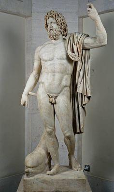 Greek God of the Sky