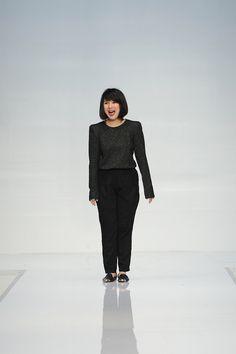 Ezzati Amira, KLFW 2014 #travelshopa #runway #fashionweek #designer