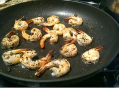 Beyond Easy Shrimp Scampi | Feeding Dee gluten free #glutenfree