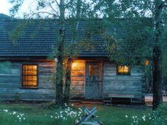 Homestead Cabin at Old Chico near Chico Hot Springs Resort in Paradise Valley, Montana