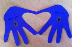 Valentine's Day, craft for kids