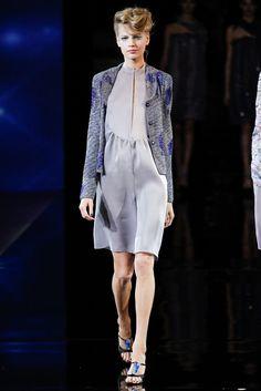 Giorgio Armani SS14, Milán Fashion Week