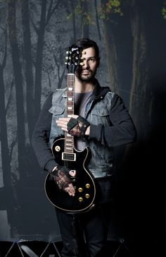 Tomo Milicevic Ok Tomo's not a drummer but he's an amazing musician (guitar, violin, piano)