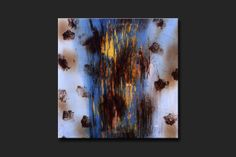 Thomas Girbl burning-pictures-art | Power of the inner Eye - Thomas Girbl burning pictures O.T. 2002 F-00024 60cm x 60cm