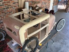 Soapbox racer progress