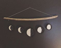 This wouldn't be too hard to create. Love moon symbols.