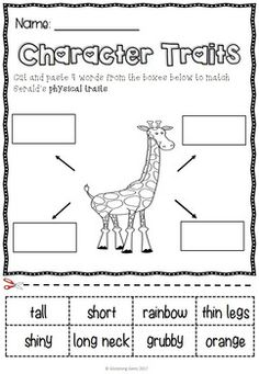 Giraffes can't dance free coloring pages | Dance coloring ...