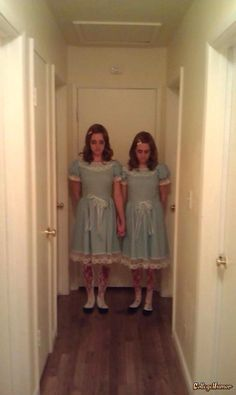 The Shining - this would be an awesome costume idea!
