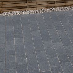 Panache textured Red Block paving, Pack of 360 - B&Q for all your home and garden supplies and advice on all the latest DIY trends Grey Block Paving, Block Paving Driveway, Modern Driveway, Front Path, Garden Inspiration, Garden Ideas, Garden Supplies, Home And Garden, Exterior
