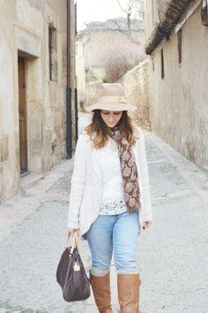 Encaje Lana | La Chimenea de las Hadas | Blog de Moda y Lifestyle|