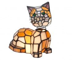 Noční lampa Cat