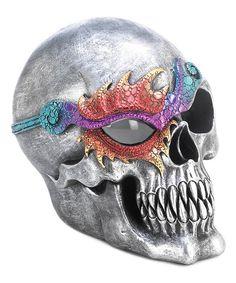 Loving this Fantasy Skull LED Figurine on #zulily! #zulilyfinds