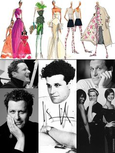 Isaac Mizrahi (b. Oct. 14, 1961) is a fashion designer, American TV presenter, & creative director of Xcel Brands. He is best known for his eponymous fashion lines. His father gave him a sewing machine at the age of 10. At 15, he launched his own label, IS New York.  In 1995, a movie was released about the development of his Fall '94 collection called Unzipped. He attended Parsons School of Design. He married his husband, Arnold Germer, in a civil ceremony in New York City Hall on Nov. 30…
