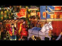 上海元宵節燈會2016豫園新春民俗藝術燈會,祝大家猴年行大運,發大財,猴年大吉Shanghai Lantern Festival 3 - YouTube