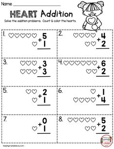 284 Best Kindergarten Addition images in 2019 | Kindergarten ...
