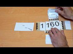 Outils pour construire la numération • ReCreatisse Cards Against Humanity, Position, Moment, Puzzle, Logo, Teaching Supplies, Math Classroom, Classroom, Primary Education