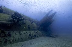 Here are some of the images I've been looking at for Saturday's story on a plan to expand the Monitor National Marine Sanctuary and protect about 80 WWII shipwrecks from the Battle of the Atlantic. bit.ly/1Oh1b4P -- Mark St. John Erickson