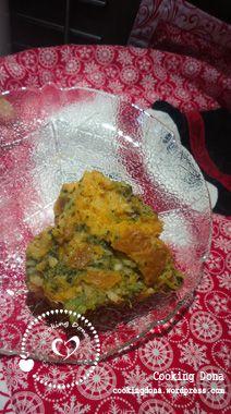 Antipasto di Natale: Pancotto broccoli e filetto di nasello