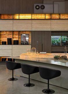 cozinha - kitchen by S.C.A.