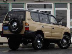 1996 Toyota Land Cruiser Prado KZJ95W