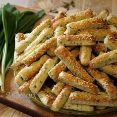 Paleo, Savoury Baking, Hungarian Recipes, Canapes, Finger Foods, Asparagus, Green Beans, Healthy Life, Biscuits