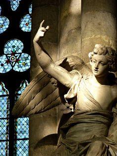 Amiens Cathedral, la Chaire de Vérité, Picardy, France