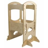 Price tracking for: Learning Tower Kids Adjustable Height Kitchen Step Stool with Safety Rail (Soft White) - Wood Construction, Perfect for Toddlers or Any Little Helper - Quality Preschool Learning Furniture from Little Partners - Price History Ch Kitchen Step Stool, Step Stools, Plywood Kitchen, Learning Tower, Playroom Furniture, Toddler Furniture, Furniture Decor, Kitchen Helper, Educational Toys For Kids