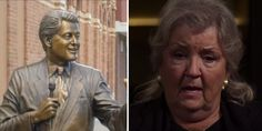 While we're removing monuments, Juanita Broaddrick wants to take a 'sledgehammer' to Bill Clinton statue