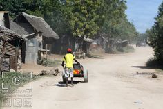 ... road in Kwale, Kenya ... #travel #photography #kwale #kenya