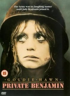 Private Benjamin (1980) Poster