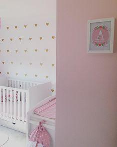 Pink Bedrooms, Shared Bedrooms, Girls Bedroom, Nursery Ideas, Bedroom Ideas, Bedroom Inspiration, My Room, Toddler Girl, Instagram Posts