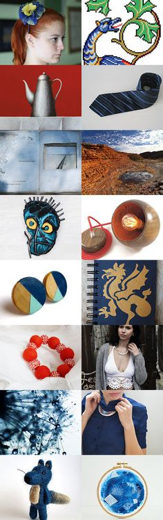 Poetic Semblances by Claudelle Girard on Etsy--Pinned with TreasuryPin.com
