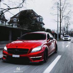 Mercedes CLS63 AMG C218