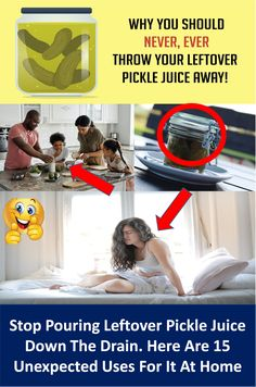 #food #hacks #pickle #juice Where do you usually put your pickle juice? Do you also pour it down the drain? Most of us (including me) are guilty of this, we look at pickle juice as a useless liquid once the pickles dipped onto it are already gone. Dainty Tattoos, Weird Tattoos, Foot Tattoos, Almond Acrylic Nails, Almond Nails, Beautiful Hair Color, Beautiful Couple, New Years Decorations, Valentine Decorations