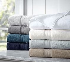 "Hydrocotton Bath Towels from Pottery Barn. Recommended by The Sweet Home; ""These thick towels made of Turkish cotton strike the best balance between softness, absorbency, durability, and affordability. They should last you up to five years."". Normally $25 for Bath Towel (28 x 55"")"