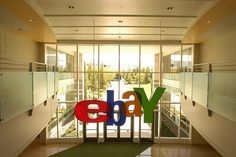 eBay Headquarters - San Jose, Ca by ebayink, via Flickr