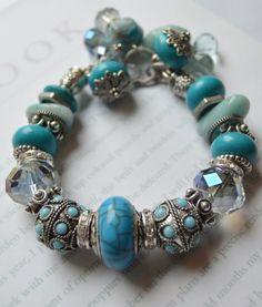 chunky bracelet, turquoise bracelet, tibetan bracelet, blue bracelet, artisan bracelet, wedding bracelet, fall bracelet