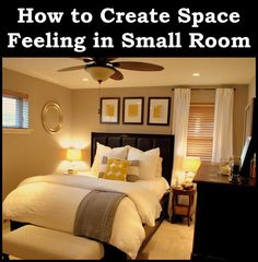 Decorating a Small Bedroom - 4 Tips You May Never Have Thought Of! |  Small Bedroom . Among the biggest drawbacks of having a limited quantity of area in your bedroom is the lack of storage and closet area. Many smaller sized bed rooms just have a little closet, with minimal space for hanging and saving clothes. >>> Learn more at the picture link. #bedrooms